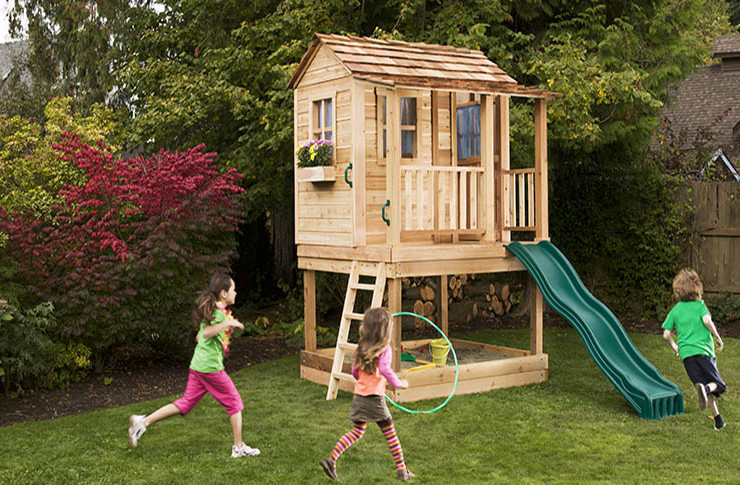 How to Maximize your Backyard Space for Play