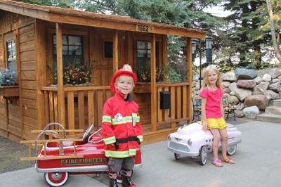 Kids-Outdoor-Playhouse