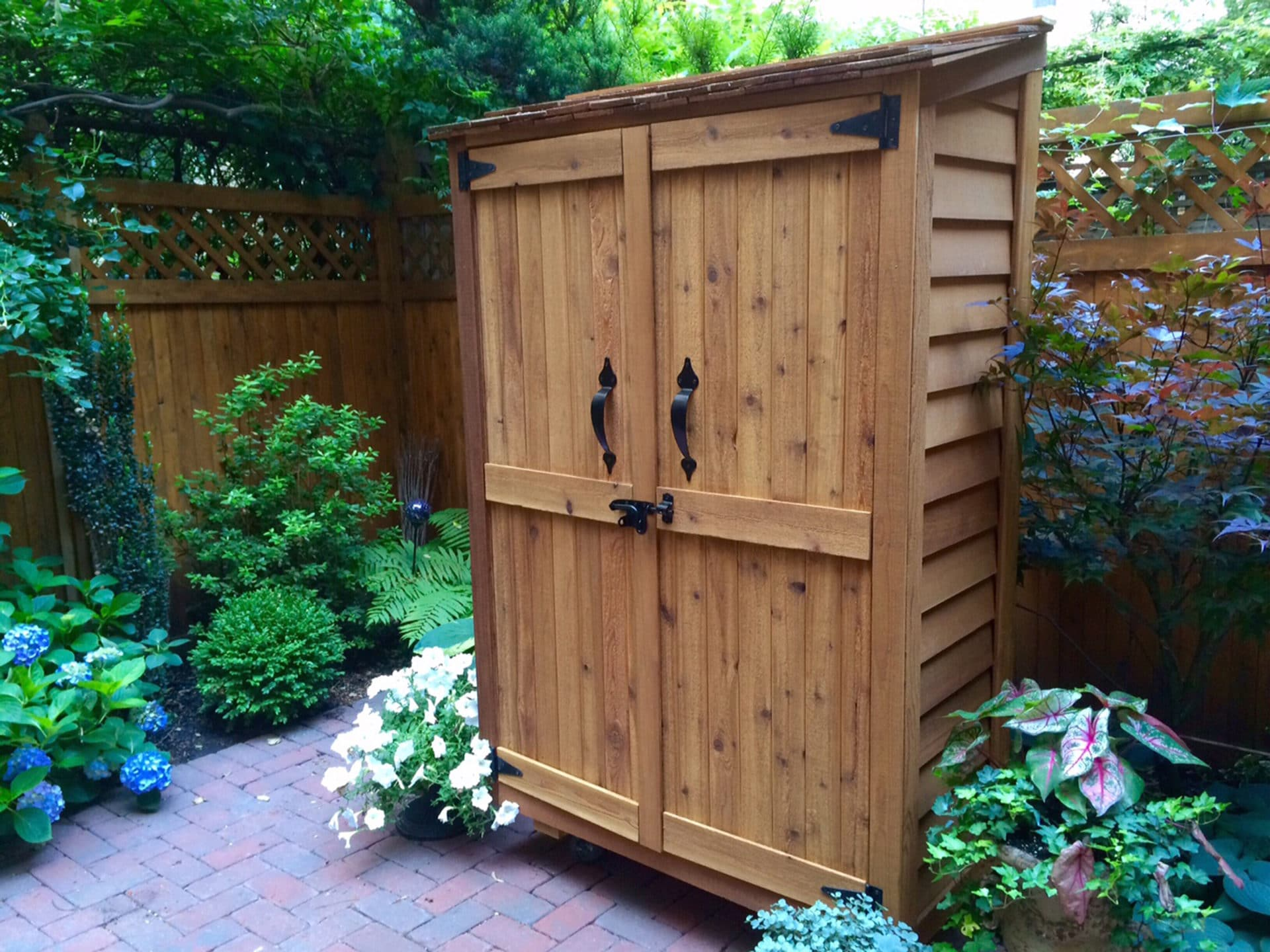 Small Sheds, Garden Chalet 4x2 - Outdoor Living Today