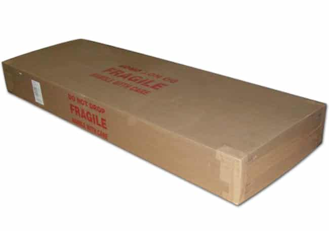Picnic table shipping package