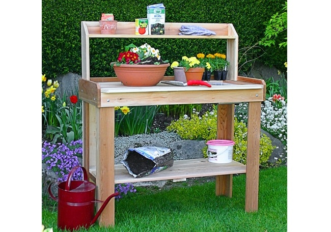 Tremendous Potting Bench 4X2 Gardening Gmtry Best Dining Table And Chair Ideas Images Gmtryco