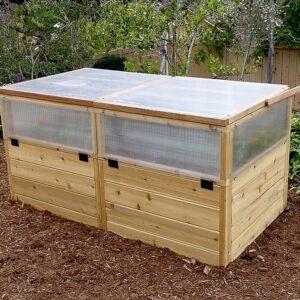 Cedar Garden Beds