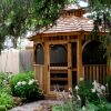 Gazebo - Bayside 10 ft with Screen Kit