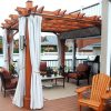 Pergola - with Retractable Canopy 12 x 12