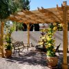 Pergola - Breeze Pergola 12 x 12 Kit