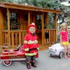 Playhouse for Kids. Cozy Cabin 7x9