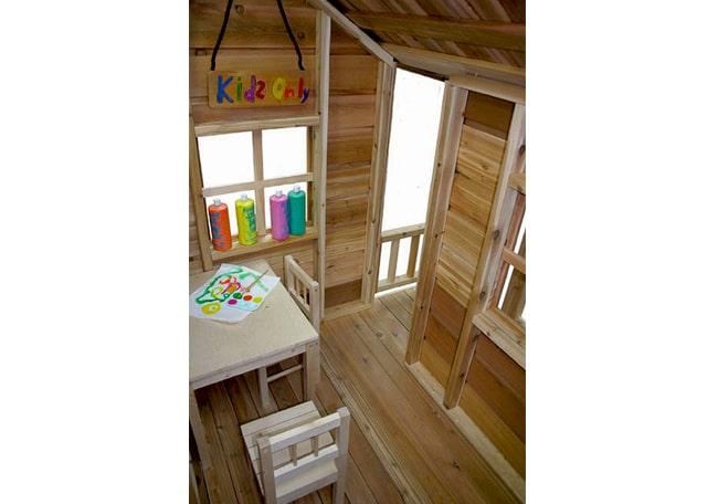 Playhouse - Little Cedar 6x6