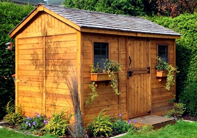 Outdoor Shed Kits