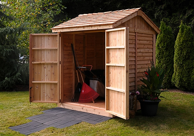 Outdoor Sheds