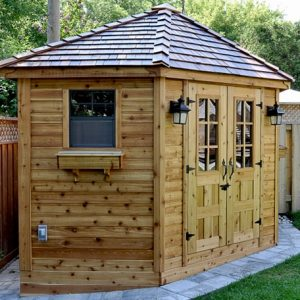 Shed Kits. Cedar. Outdoor Living Today
