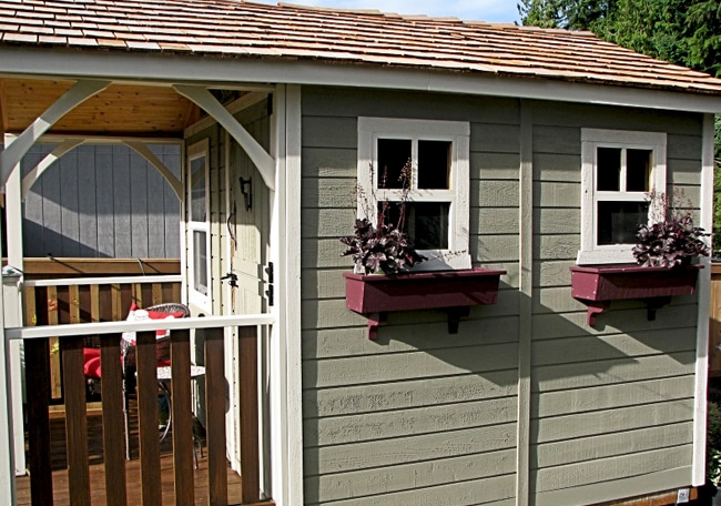 Shed Kits - Outdoor Living Today