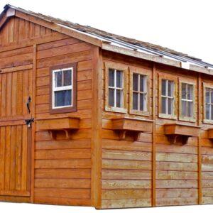 Cedar Shed Kits
