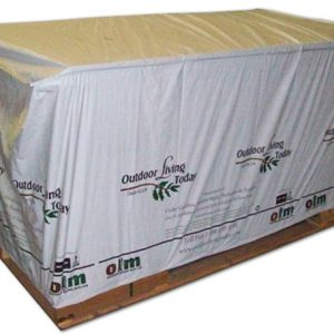 Cedar Shed Kit Shipping Package