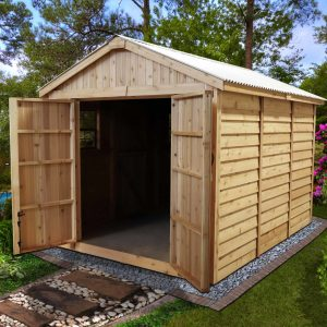 SpaceMaker Storage Shed | 8x12