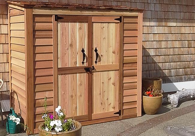 Storage Shed Kit Garden