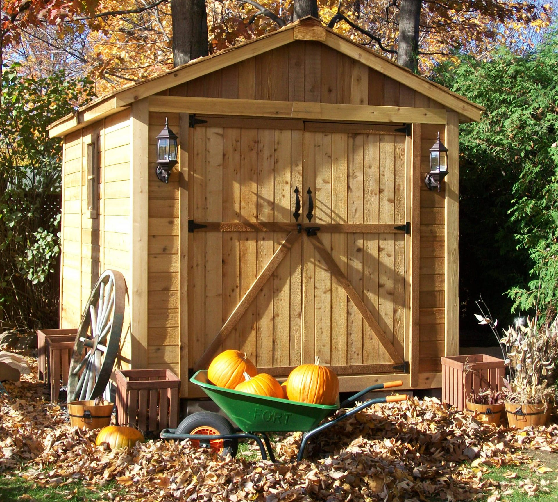 Superieur Storage Shed