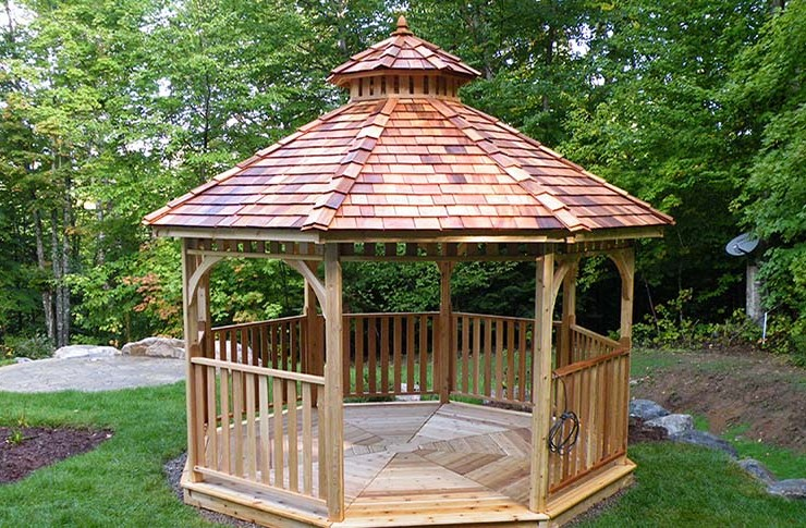 Maintenance and Care of your Gazebo