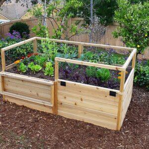 Garden Bed Cedar