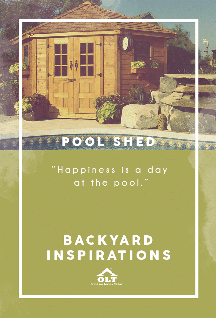 pool-shed