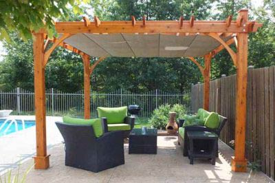 Pergola Kits - Outdoor Living Today