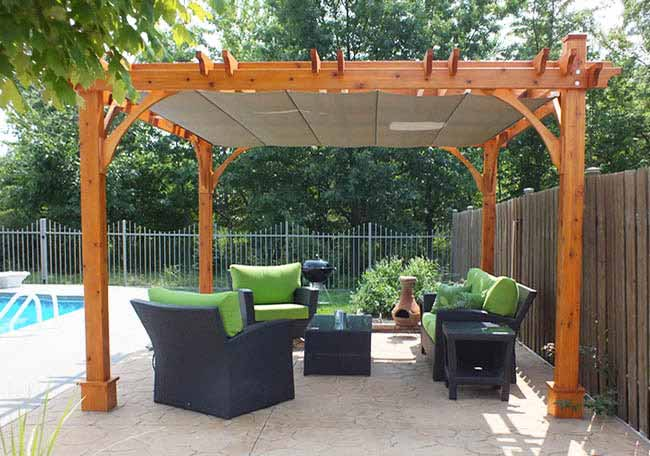 Pergola Kits   Outdoor Living Today Home Design Ideas