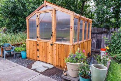 Garden Shed Kits - Outdoor Living Today