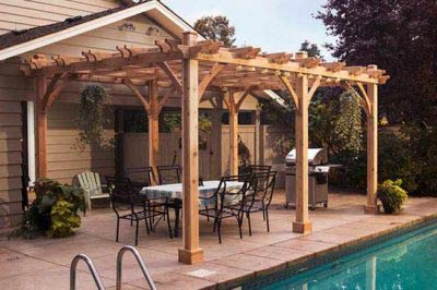 Pergolas - Outdoor Living Today Kits