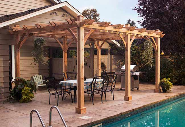 Pergolas   Outdoor Living Today Kits