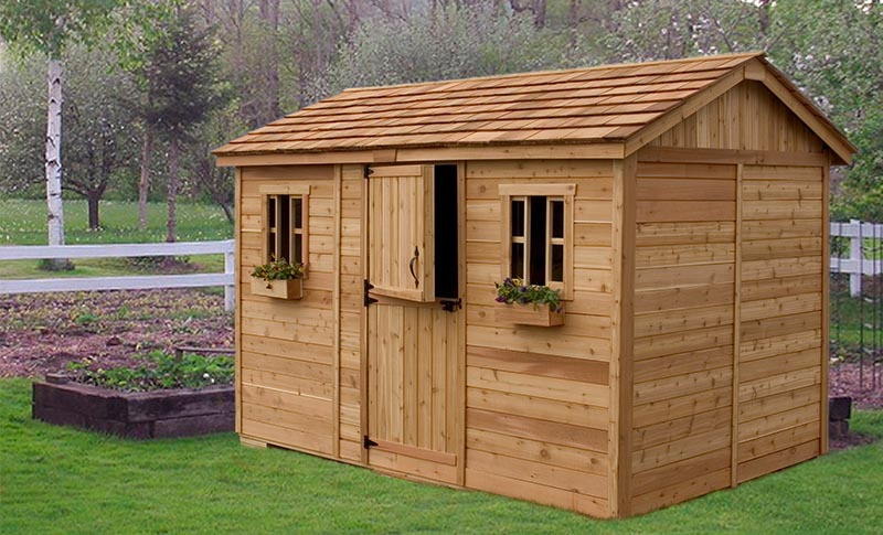 Beau Wooden Sheds And Furniture All Require The Right Care To Ensure That They  Have A Long Life. Caring For Your Wooden Outdoor Structures Not Only  Increases ...