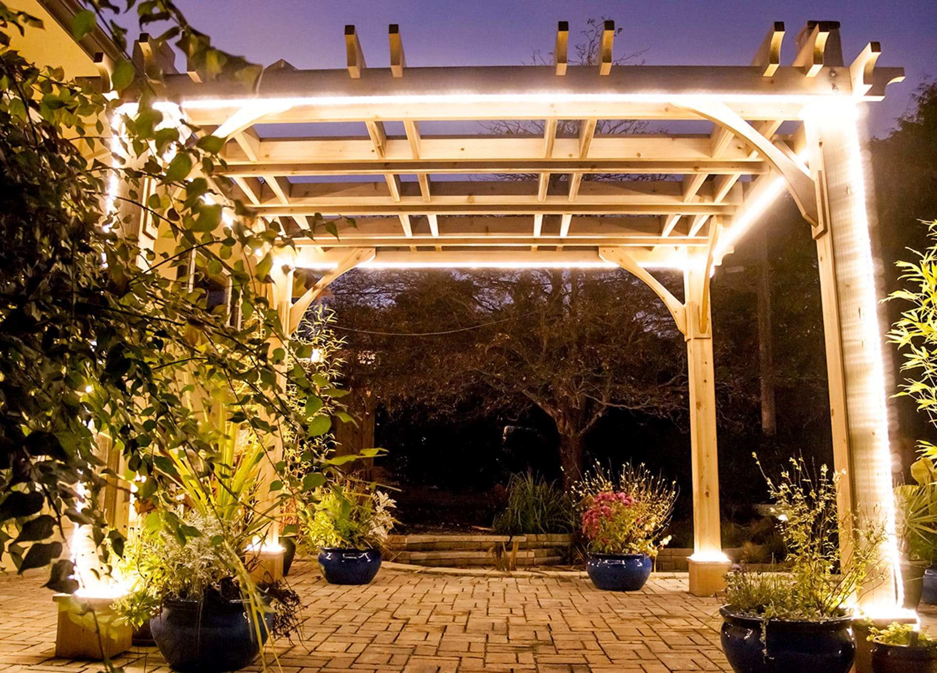 5 Amazing Ways To Illuminate Your Pergola Olt