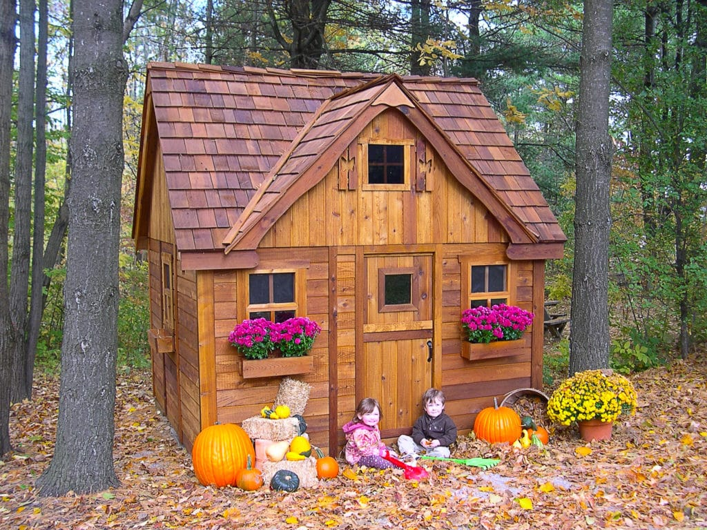 playhouse ideas for kids