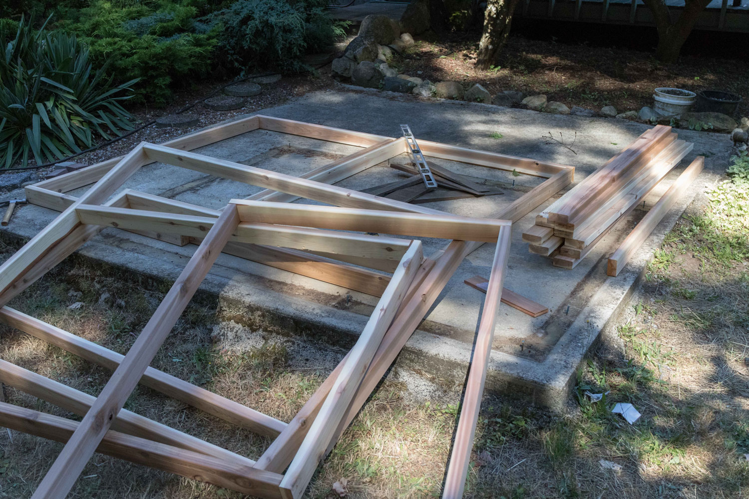 Safety Tips when Building a Shed