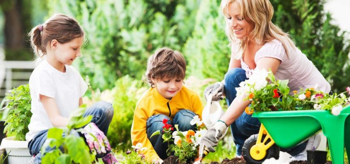 Introducing Gardening to your Children