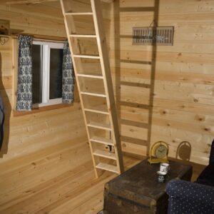 Muskoka Bunkie Cabin   9x9