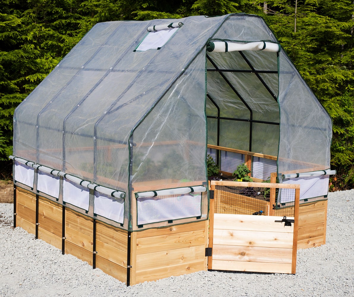 Garden in a box | 8 x 8 with Greenhouse on greenhouse growing systems, greenhouse trailer, greenhouse trellis systems, greenhouse cabinets, greenhouse tomato growers, greenhouse kitchen, greenhouse plants, greenhouse trays and containers, greenhouse seeders, greenhouse roofing, greenhouse soil, greenhouse living, greenhouse art, greenhouse and garden, greenhouse furniture, greenhouse arches, greenhouse landscaping, greenhouse growing containers, greenhouse chicken house, greenhouse aquaculture,