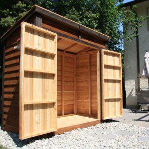 GardenSaver 8x4 with Double Door