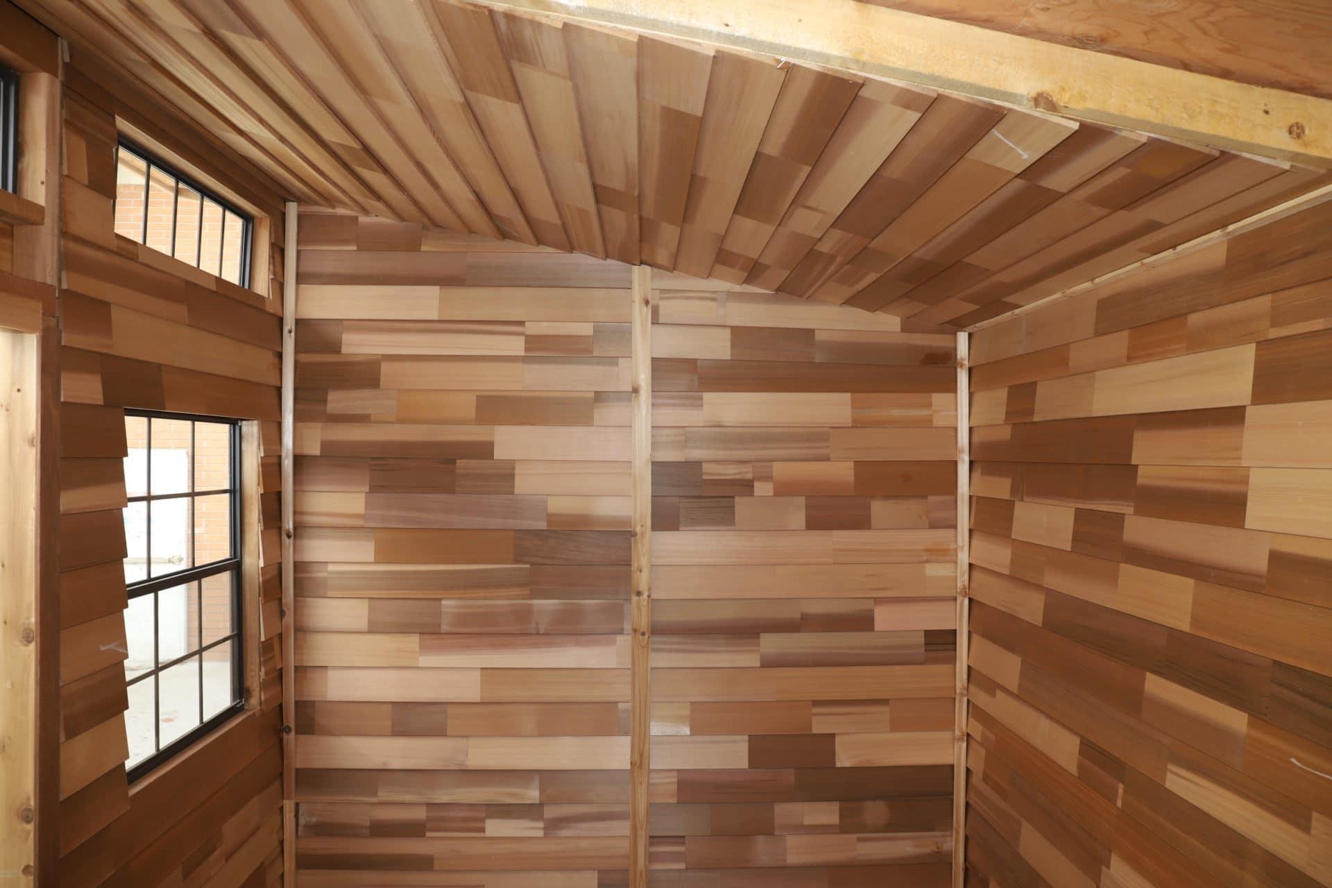 Interior Wall Kit Option