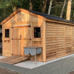 SpaceMaker Shed